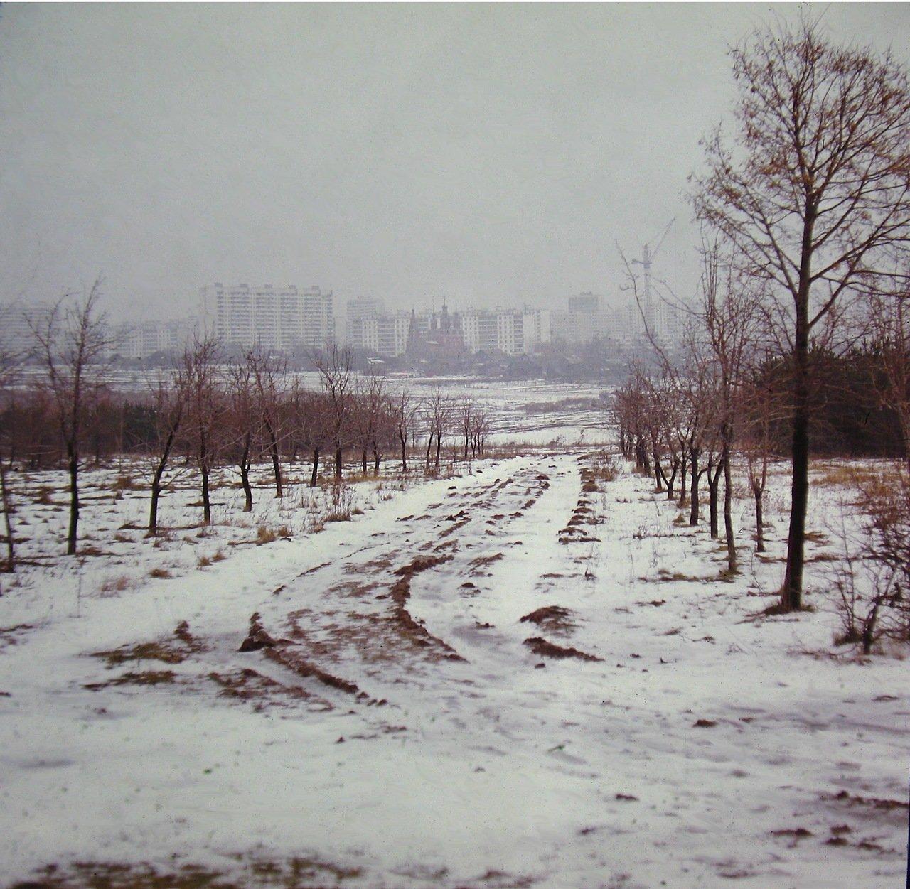 Москва, Юго-запад, конец 70-х