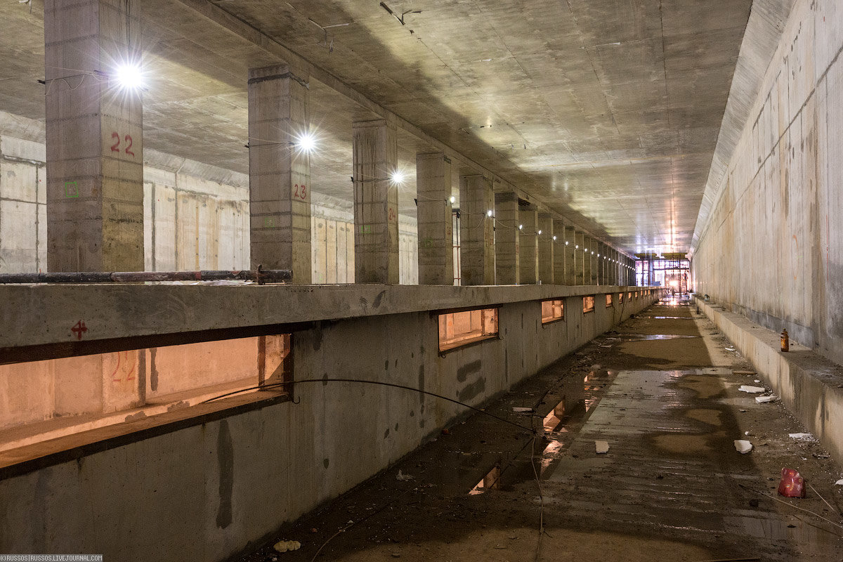 схема расположения ст. метро солнцево