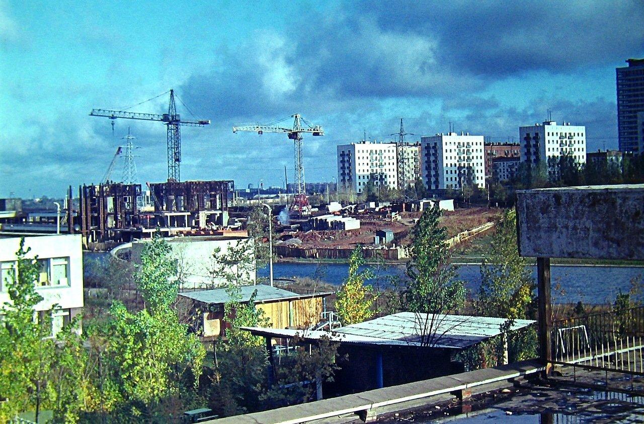 Москва, Юго-запад, конец 70-х.