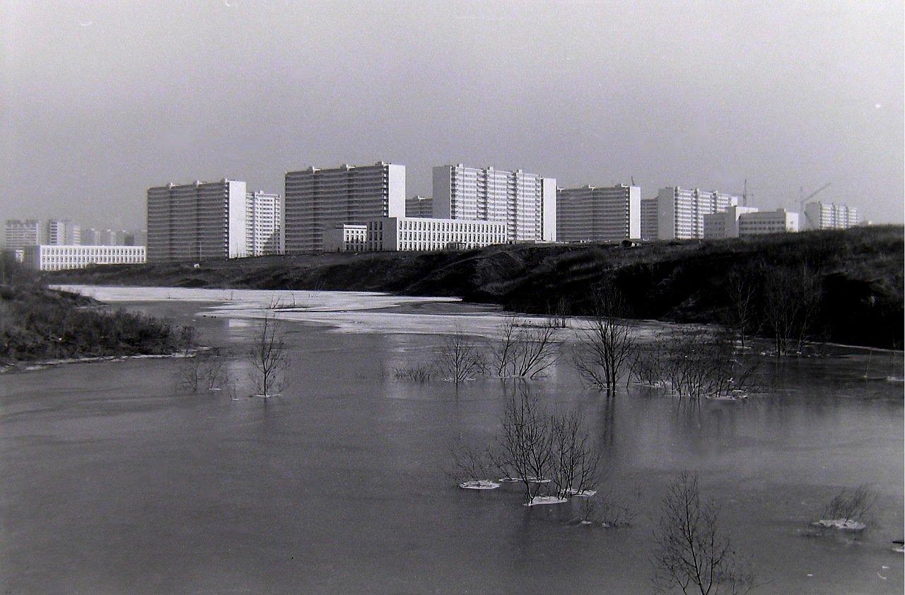 Москва, Юго-запад, Олимпийская деревня-80