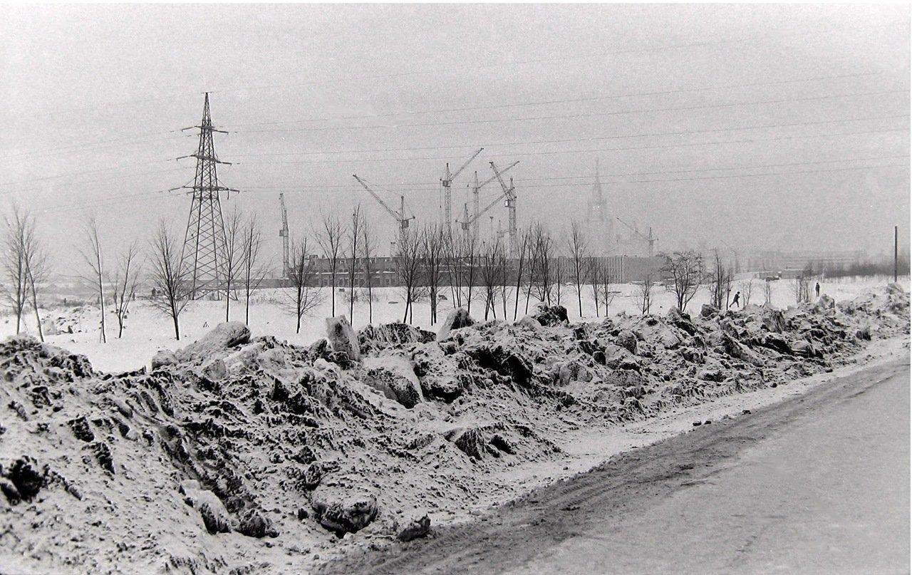 1976 г. Москва, Юго-запад