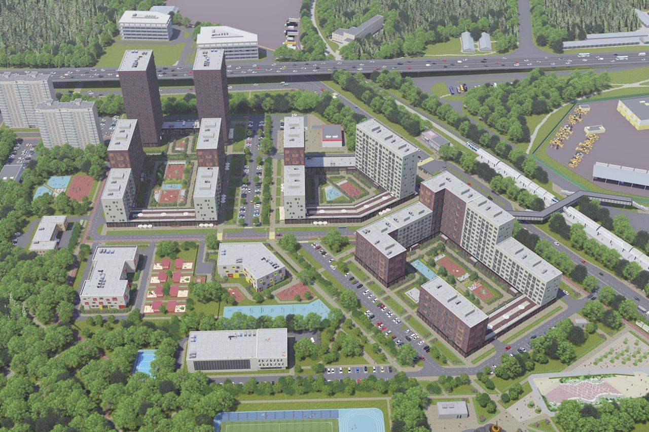 Первую новостройку по программе реновации в Солнцеве передали под заселение / Новости города / Сайт Москвы